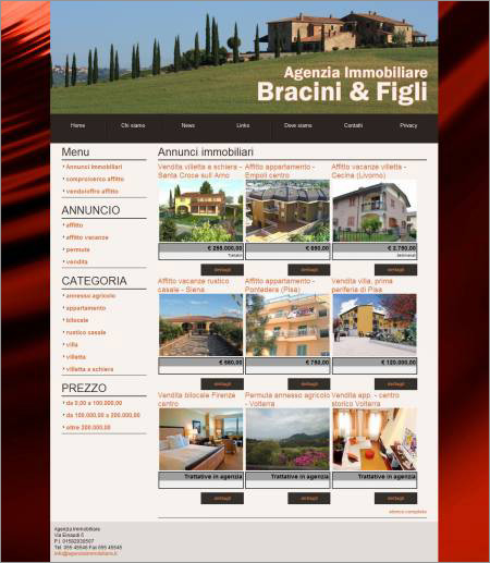 Agenzia immobiliare for Arredamento agenzia immobiliare